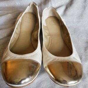 Saks Fifth Avenue NWOB! Ballet Flats 8.5